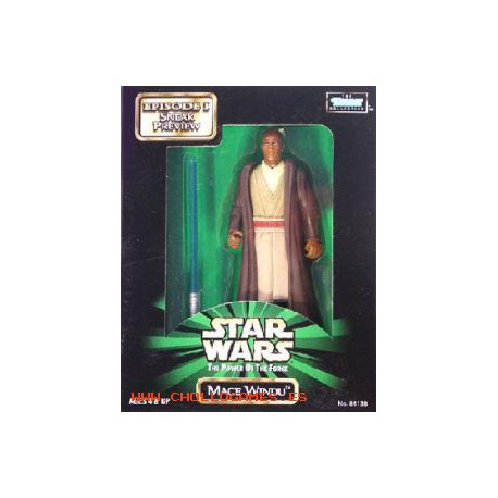 Mace Windu - Sneak Preview