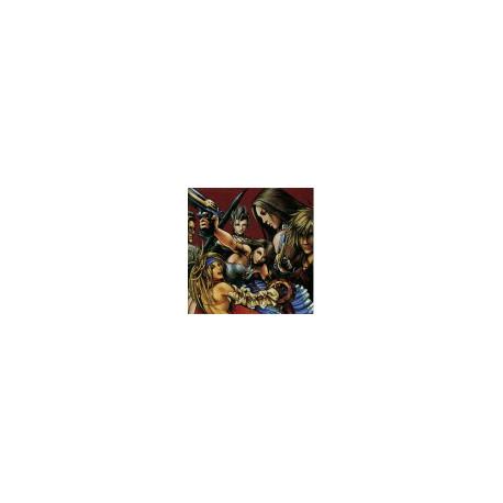 F.Fantasy X-2 /OST/ALCA8163-4