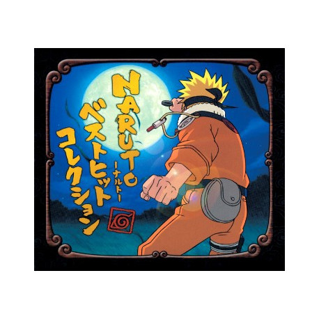 Naruto / Best Hit Coll./MICA0293