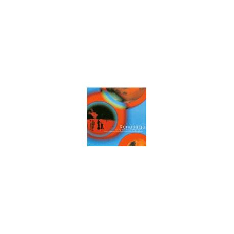 XenosagaOST/ Yasunori Mitsuda/ALCA8008-9