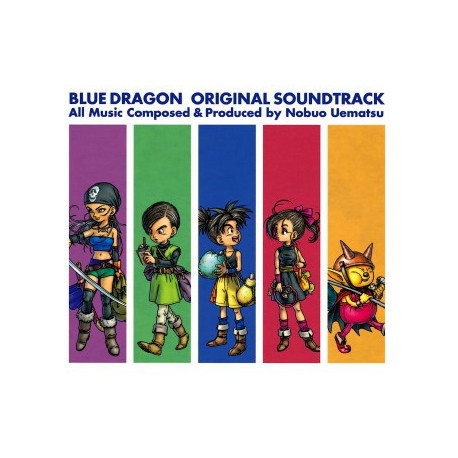 Blue Dragon / OST / MICA0761-2
