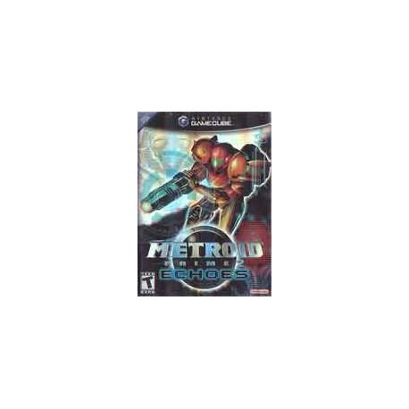 Metroid Prime 2 Echoes U.K.