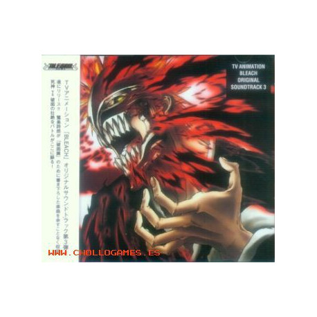 Bleach /OST Vol.3/ MICA1017