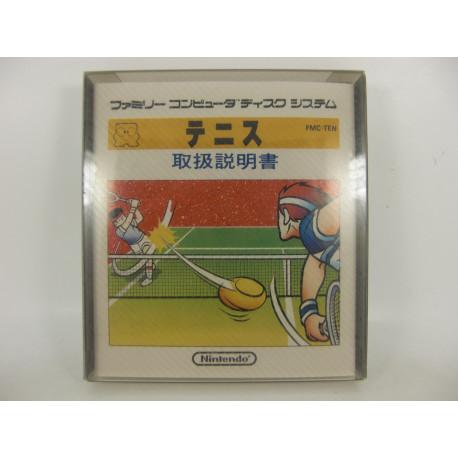 Tennis - Famicom Disk