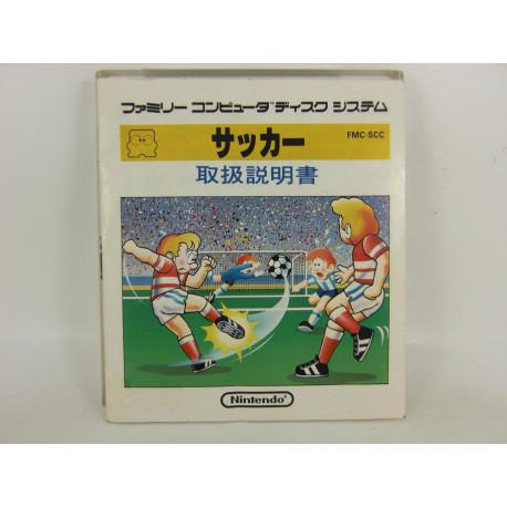 Soccer - Famicom Disk