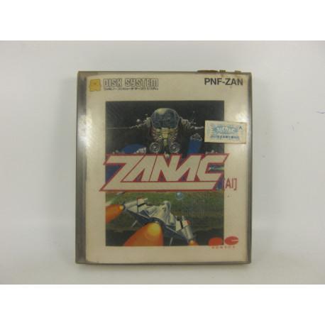 Zanac AI - Famicom Disk