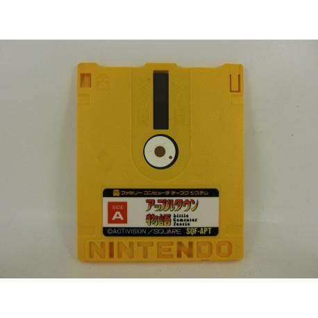 Apple Town Monogatari - Disk