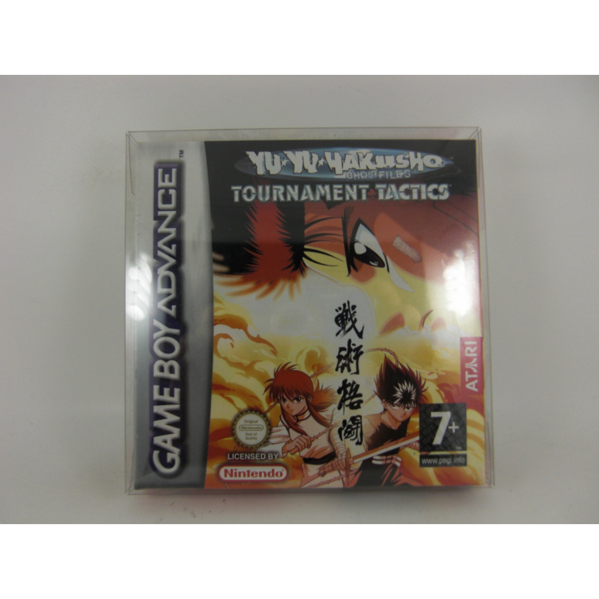Game Boy Advance Comprar Yu Yu Hakusho Tournament Tactics