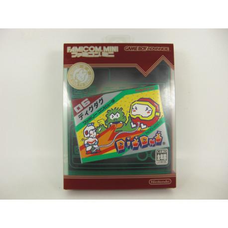 Dig Dug - Famicom Mini 16