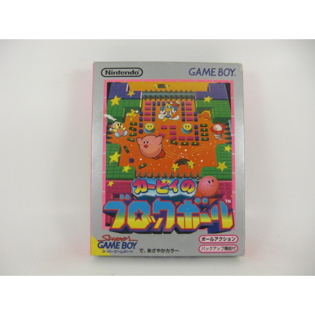 Kirby no Block Ball