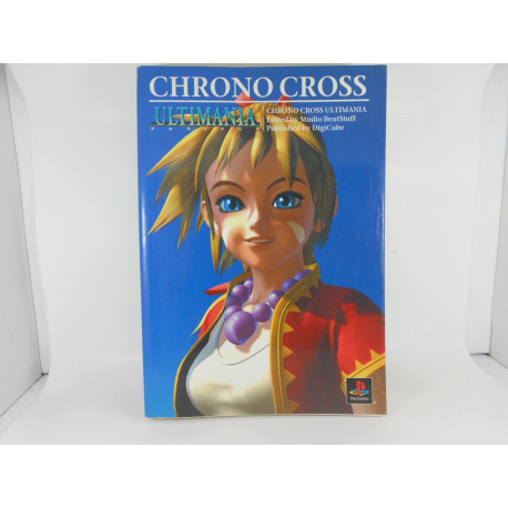 Guia Chrono Cross Ultimania - Japonesa