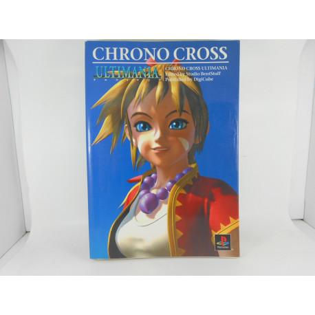 Guia Chrono Cross Ultimania - Japonesa