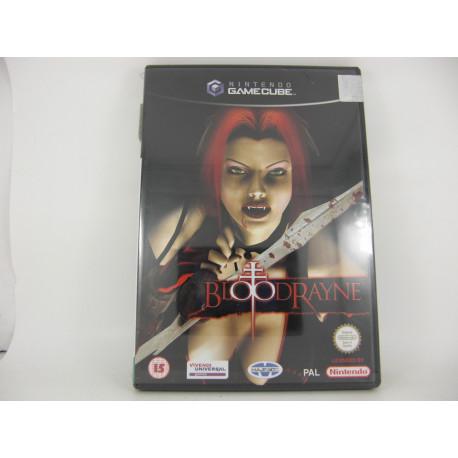 Blood Rayne - U.K.