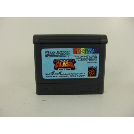 Cardfighter's Clash SNK Vs Capcom Cap V.