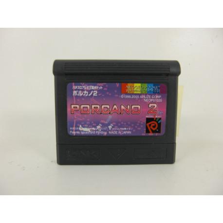Pachi-Slot Aruze Oukoku Pocket:Porcano 2