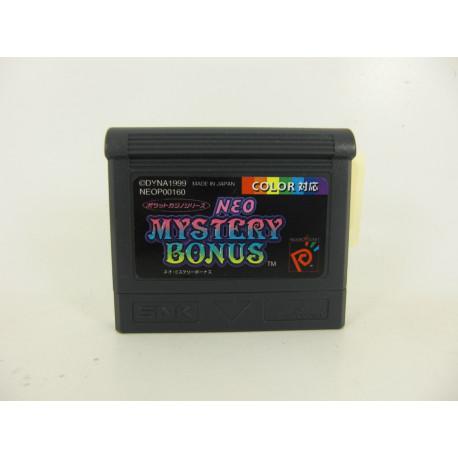 Neo Mystery Bonus.