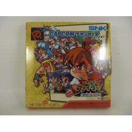 SNK Vs Capcom Card Game - Capcom Version Jap