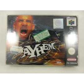 WCW - Mayhem