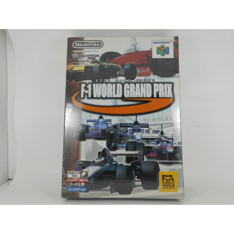 F-1 World Grand Prix.