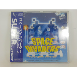 Space Invaders - PC Engine Version