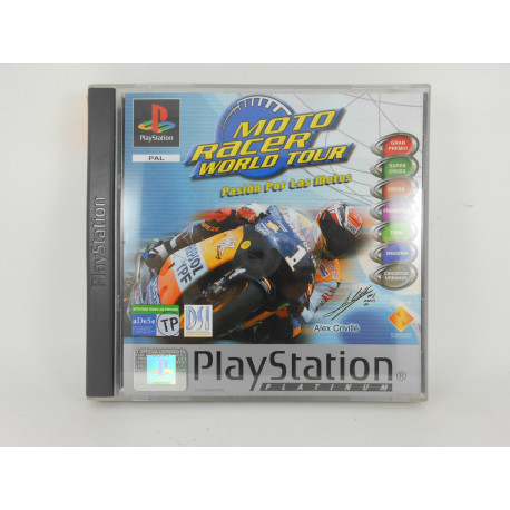 Moto Racer: World Tour- Platinum