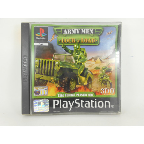 Army Men: Lock 'n' Load U.K.