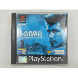 Largo Winch.// Commando Sar