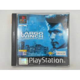 Largo Winch.// Commando Sar