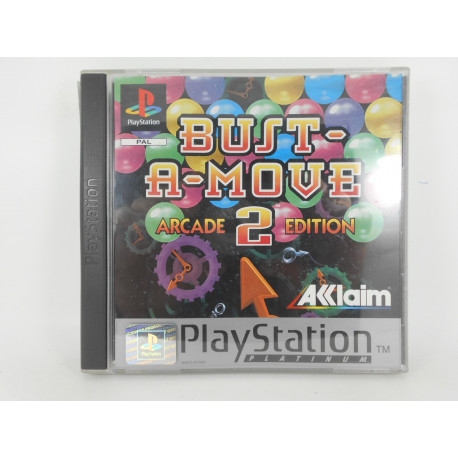 Bust-A-Move 2: Arcade Edition-Platinum