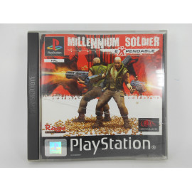 Millenium Soldier Expendable