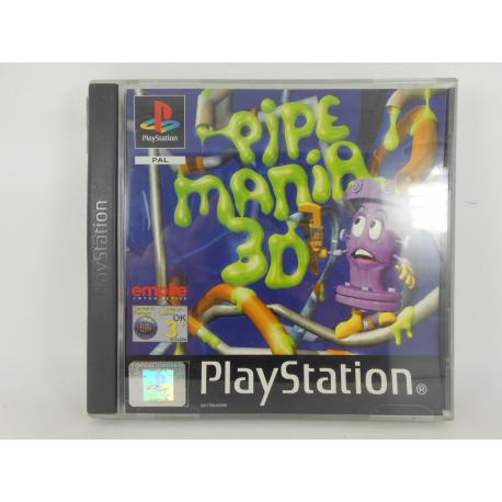 Pipemania 3D