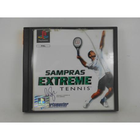 Sampras Extreme Tennis U.K.