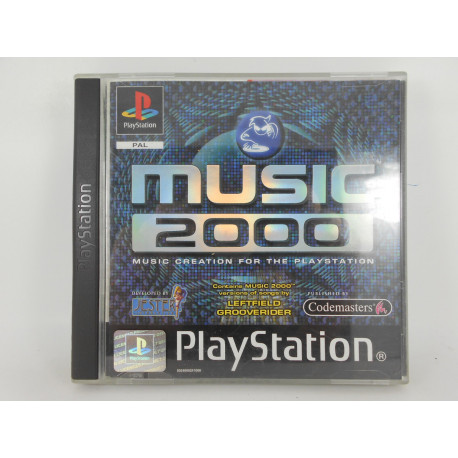 Music 2000: Music Creation