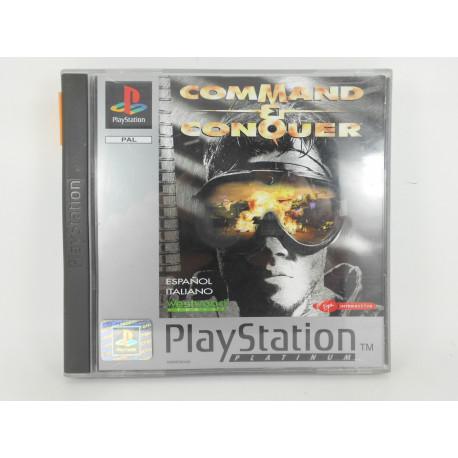 Command & Conquer - Platinum