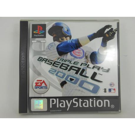 Triple Play Baseball 2000.