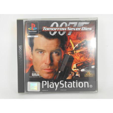 007 Tomorrow Never Dies - U.K.