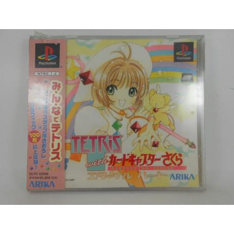 Tetris With Cardcaptor Sakura
