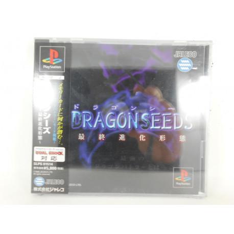 Dragon Seeds: Saishuu Shinka Keitai