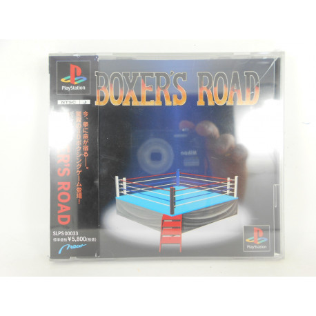 Boxer's Road