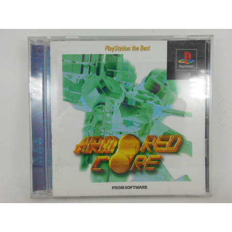 Armored Core - Best