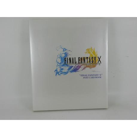 Final Fantasy X - Post Card Book - Japones
