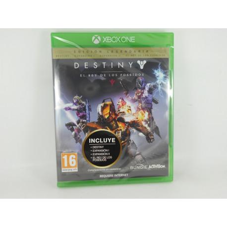 Destiny - El Rey de los Poseidos - Edición Legendaria