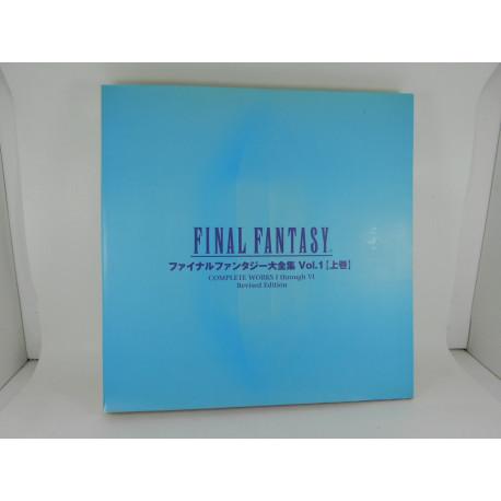 Final Fantasy Complete Works Vol.1 Revised Edition - Japones