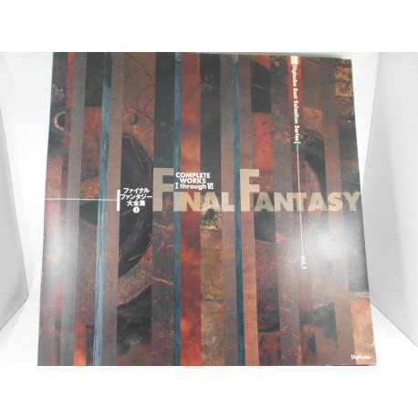 Final Fantasy Complete Works I through VI Vol.1