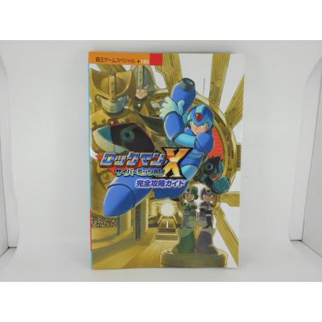 Guia Rockman X Game Boy Color - Japonesa