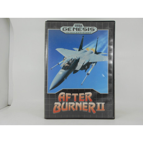 After Burner II.