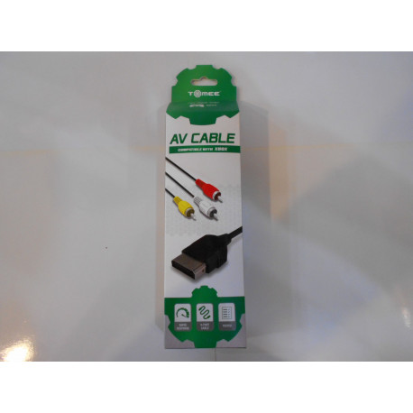 Xbox Cable AV Compatible
