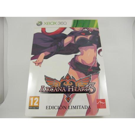 Arcana Heart 3 - Edición Limitada