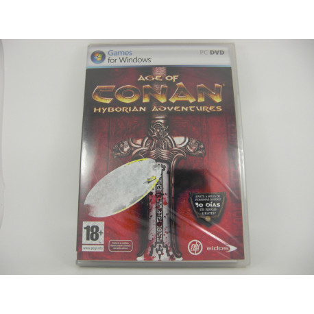 Age of Conan: Hyborian Adv. + 30 Dias