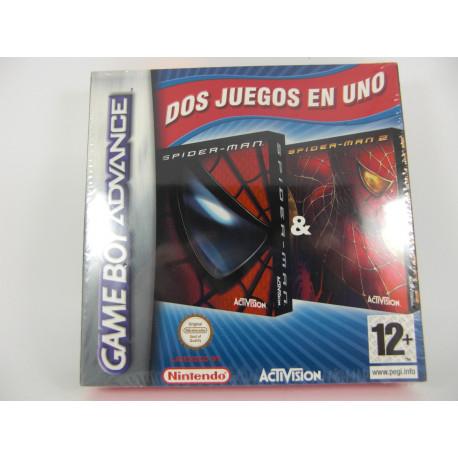Spider-Man + Spider-Man 2 (2 en 1)